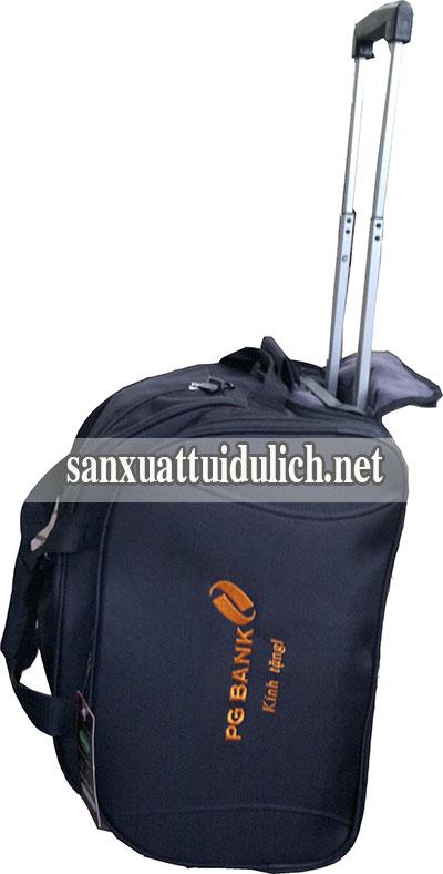 Sản xuất túi du lịch kéo đen