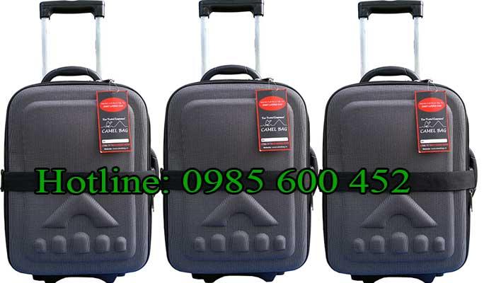 Sản xuất valy kéo xuất khẩu 2