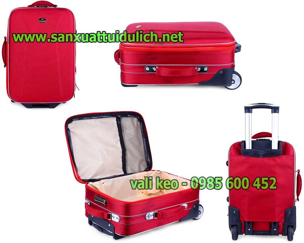 Sản xuất vali kéo Hà Nội 3