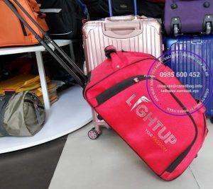 Túi du lịch kéo Lotte