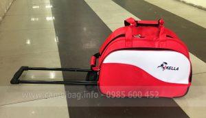 Túi du lịch kéo sản xuất cho anh ngữ Kella