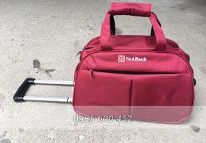 Túi du lịch kéo quà tặng sản xuất cho SeaBank