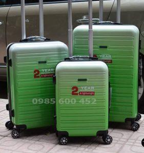 Sản xuất vali nhựa quà tặng tại Hà Nội