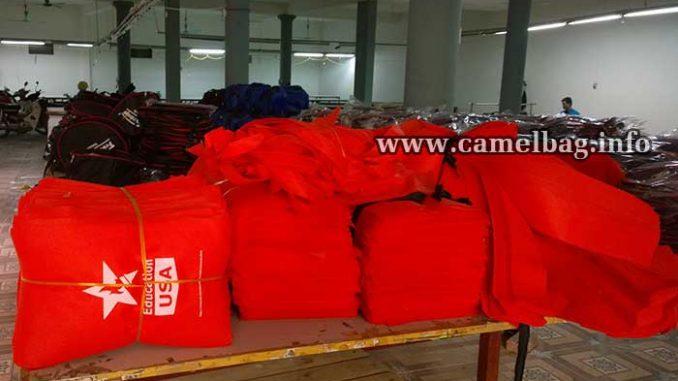 Nhà máy gia công balo túi xách xuất khẩu