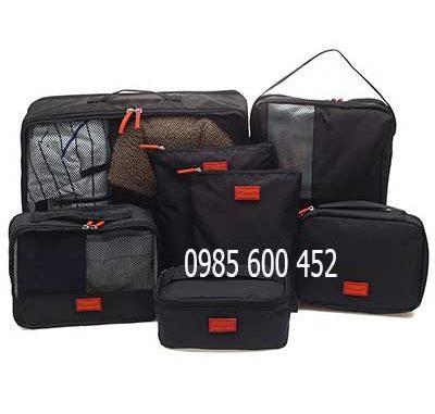 Sản xuất combo túi du lịch tiện lợi