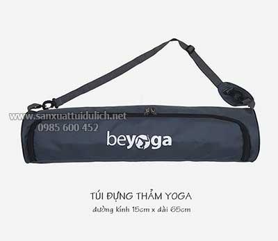 Sản xuất túi đựng thảm Yoga