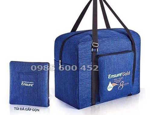 Sản xuất túi du lịch gấp gọn Ensure
