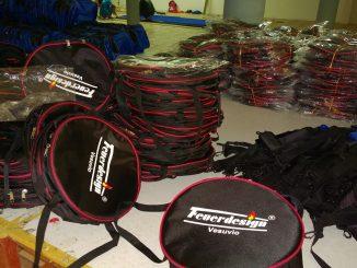 Nhà máy sản xuất túi xuất khẩu tại miền Bắc