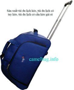 Sản xuất túi kéo du lịch ngân hàng VIB