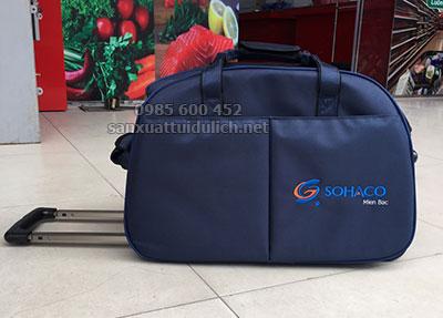 Sản xuất túi kéo du lịch quà tặng Sohaco