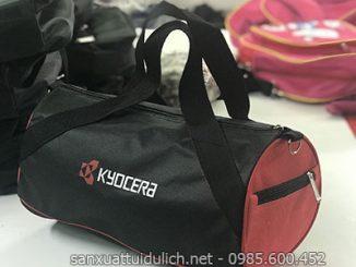 Sản xuất túi du lịch quà tặng Kyocera