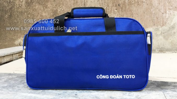 Túi du lịch quà tặng Toto