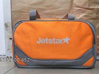 Sản xuất túi du lịch quà tặng Jetstar